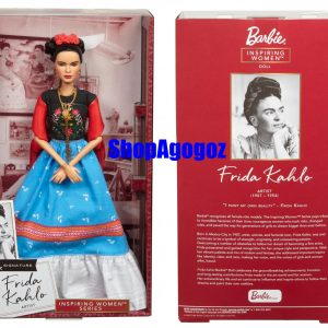 feminism frida kahlo barbie doll mexican painter